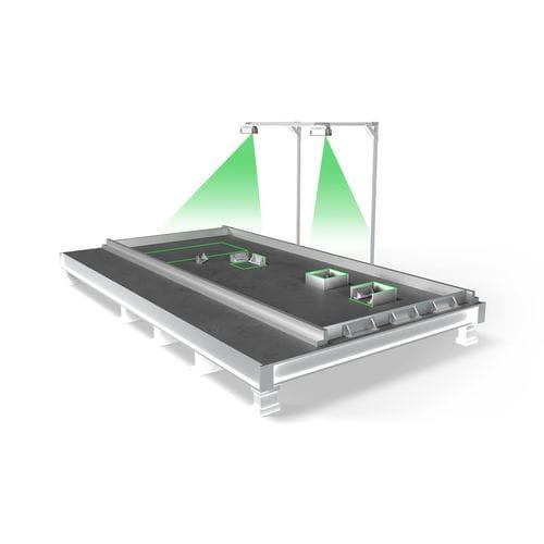 profile laser projector - LAP GmbH Laser Applikationen