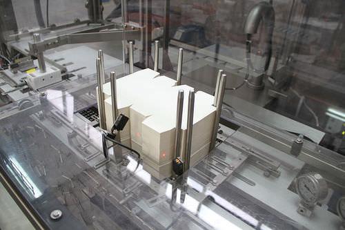 horizontal cartoner / automatic / continuous-motion