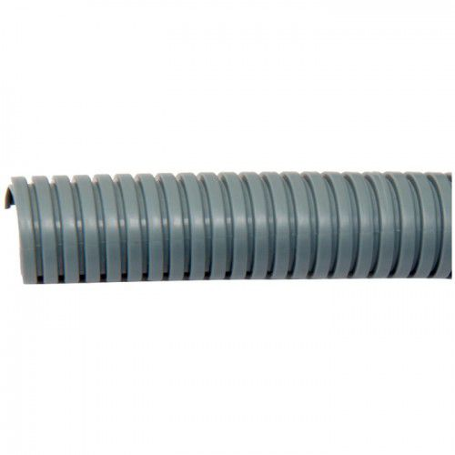 protection conduit / corrugated / for cables / polypropylene