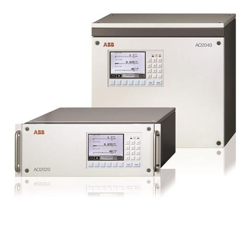 process gas analyzer / oxygen / concentration / thermal conductivity