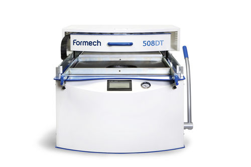 panel thermoforming machine / prototyping / desktop / manual