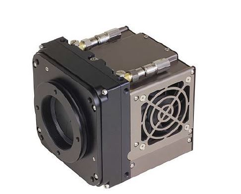 sCMOS camera / cooled / for scientific applications
