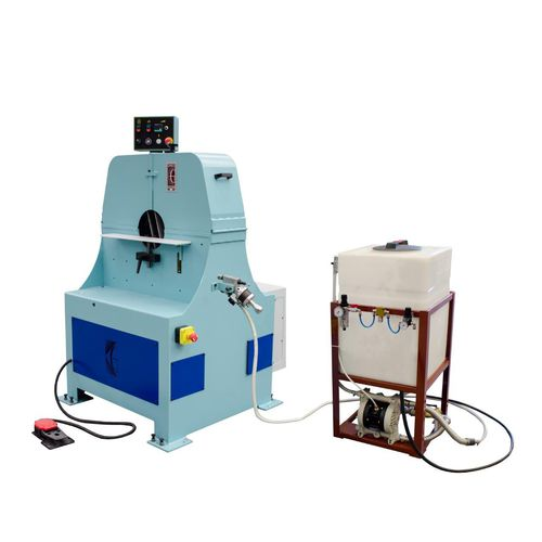 metal polishing machine / for glass / for plastics / tube