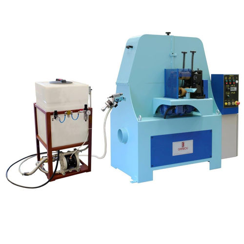 metal polishing machine / for glass / for plastics / tube