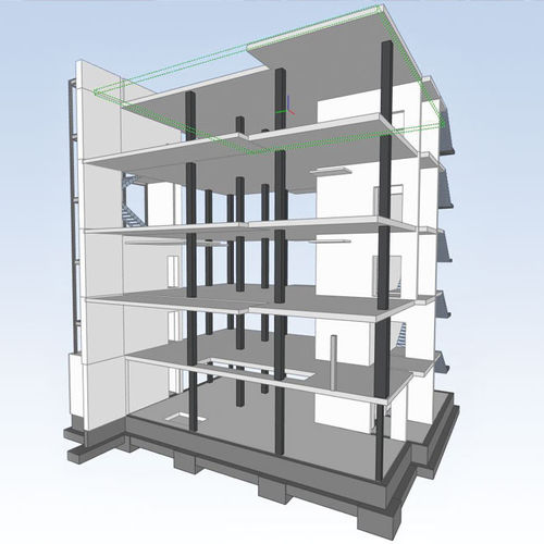 formwork design software / BIM / inventory management / for building