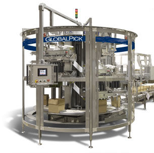 automatic case packer-unpacker