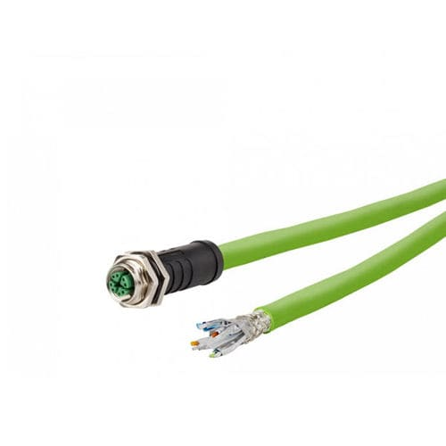 Ethernet cable harness