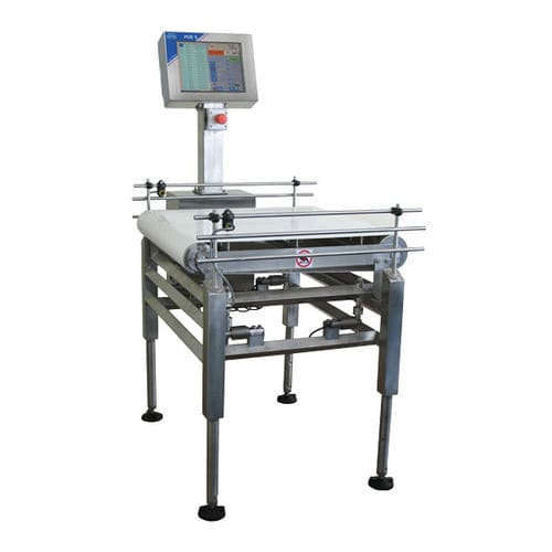 checkweigher for the food industry