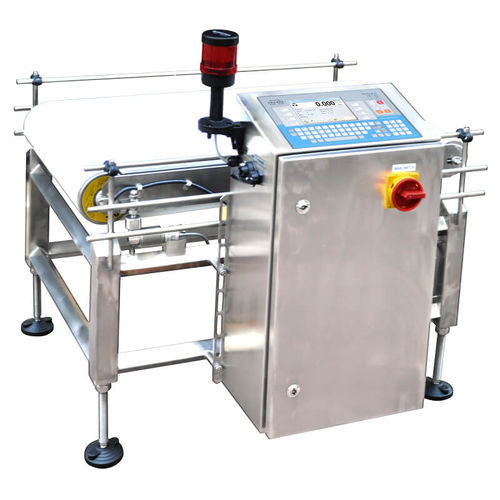 quality control checkweigher