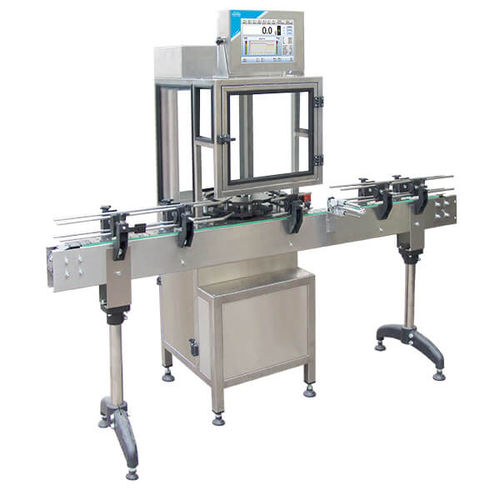 control checkweigher