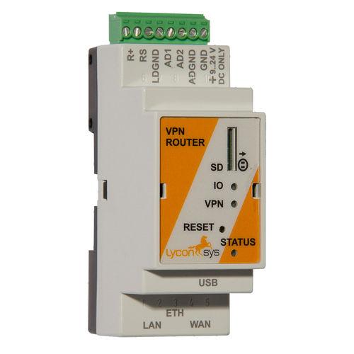 Ethernet communication router / 4G / WiFi / gigabit Ethernet