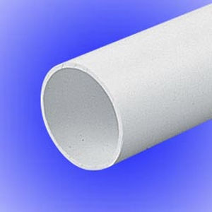 flat conduit / for cables / for electrical cables / PVC