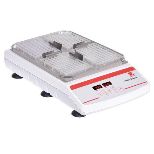mechanical laboratory agitator / analog / microplate