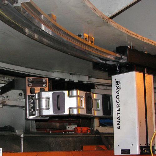 mechanical manipulator arm