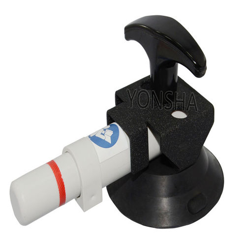 circular suction cup / manual / multi-function