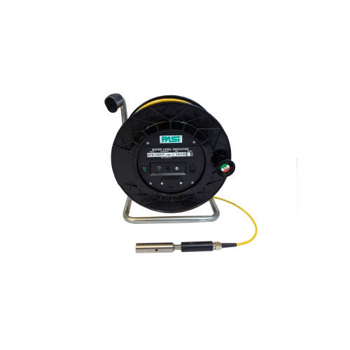 water level indicator / electronic / direct-reading / stainless steel