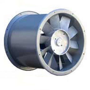 axial fan / drying / ventilation / direct-drive