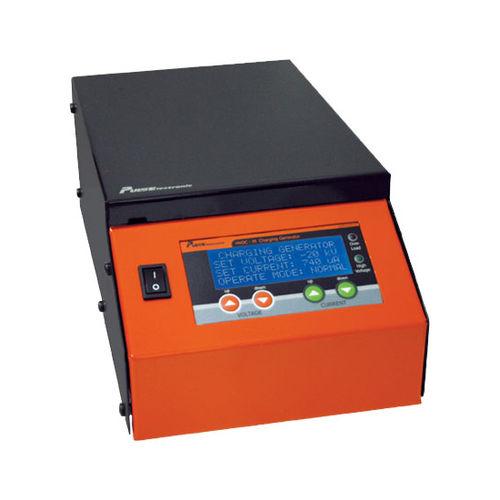 electrostatic charge generator / digital / high-voltage