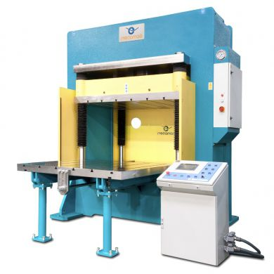 hydraulic press / column type