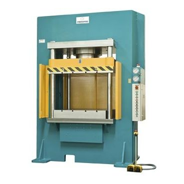 hydraulic press / drawing / cutting / double-action