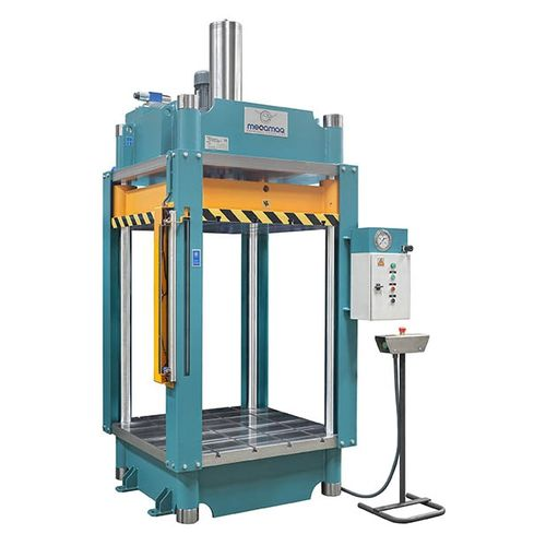 hydraulic press / forming / vertical / column type