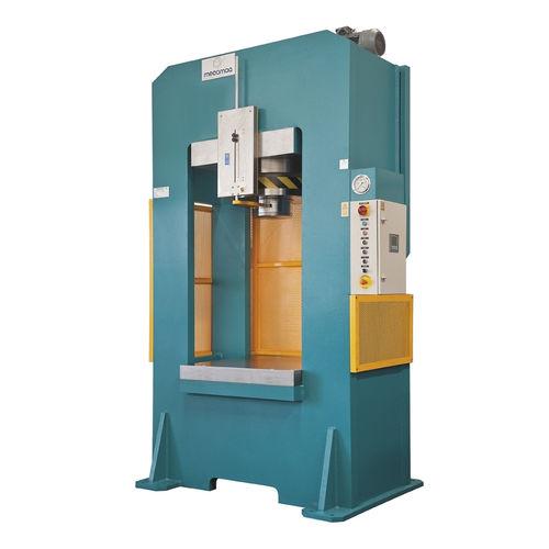 hydraulic press / compression / vertical