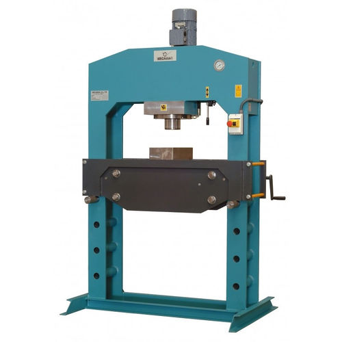 hydraulic press / motorized / forming / vertical