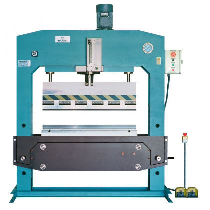 hydraulic press / bending / vertical / double-action