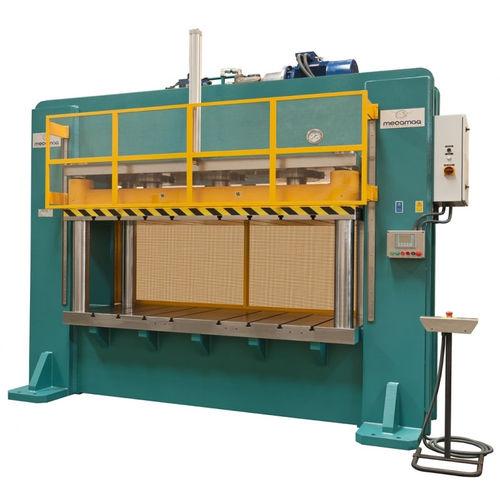 hydraulic press / tryout / straight-side / 4-column