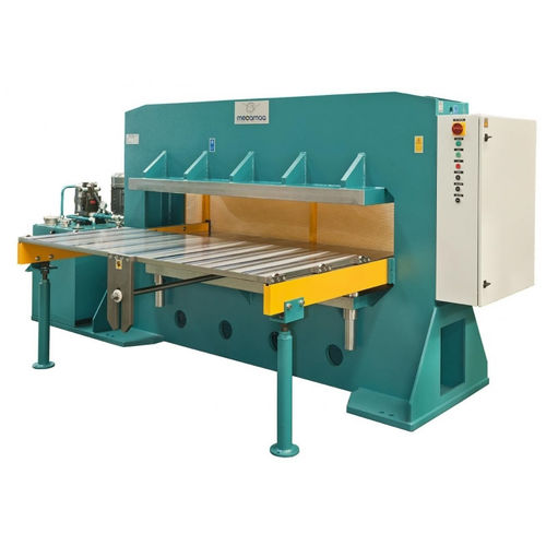 hydraulic press / forming / custom / with heating plates