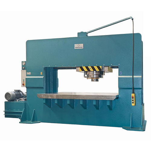 hydraulic press / straightening / double-action / with floating headstock