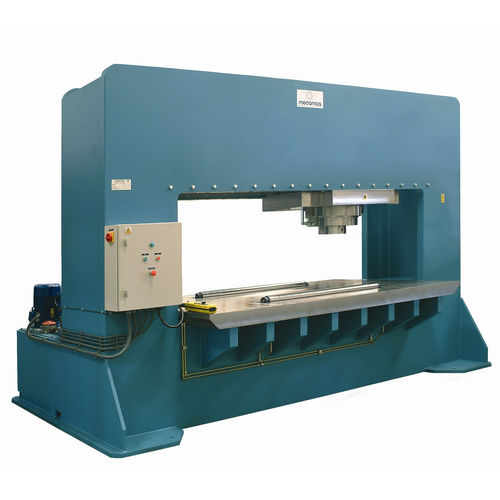 hydraulic press / straightening / with floating headstock