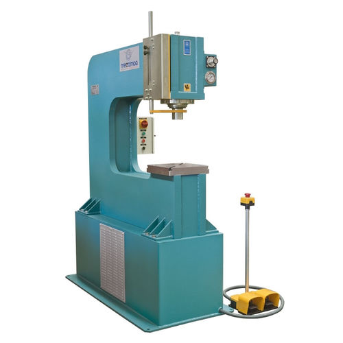 hydraulic press / punching / C-frame