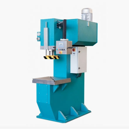 hydraulic press / punching / vertical