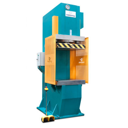 hydraulic press / forming / vertical