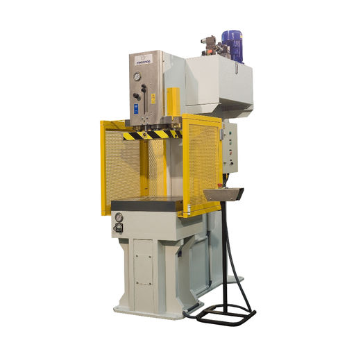hydraulic press / stamping / C-frame