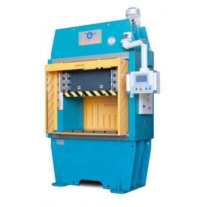 hydraulic press / forming / vertical