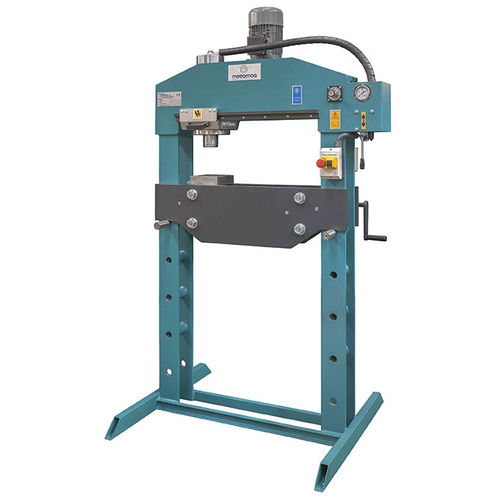 hydraulic press / punching / double-action / with floating headstock