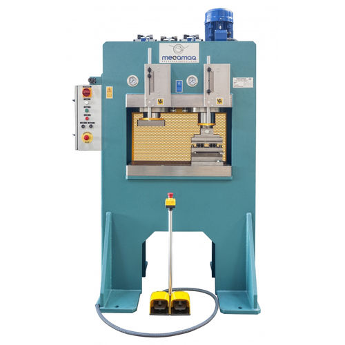 hydraulic press / riveting / punching / double-action