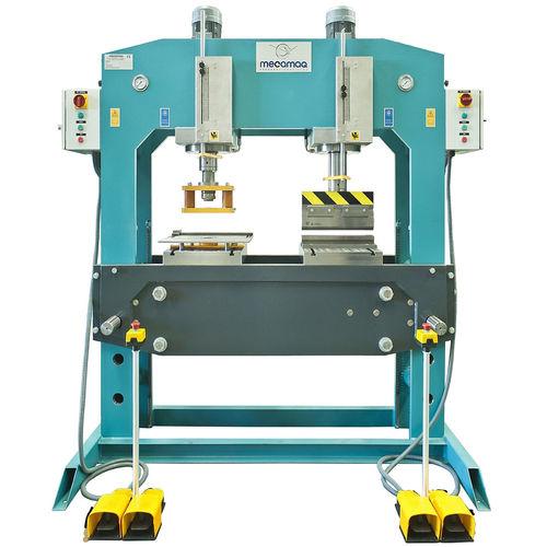 hydraulic press / bending / punching / workshop