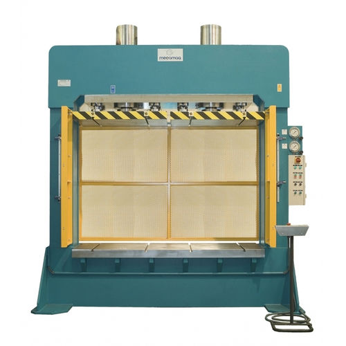 hydraulic press / forming