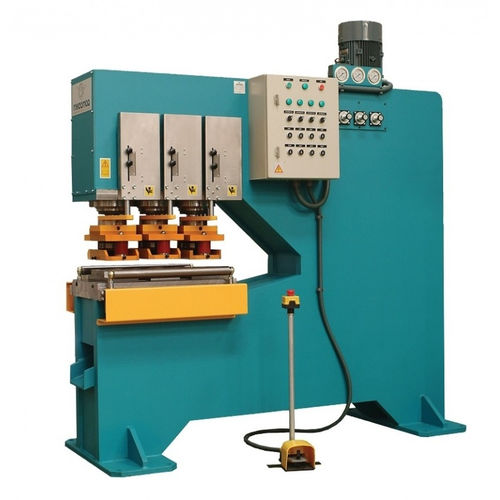 hydraulic press / punching