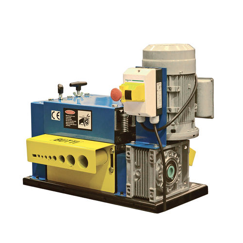electrical cable stripping machine - BUTTI