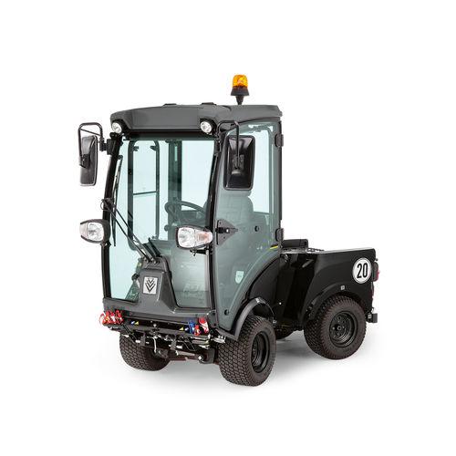 diesel vehicle / multi-function