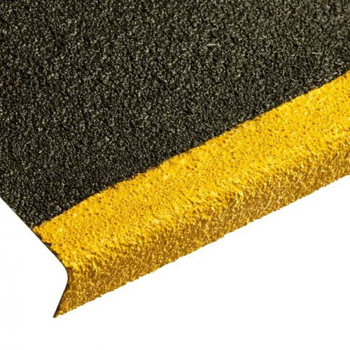 anti-slip floor covering / high-traffic / for stairs