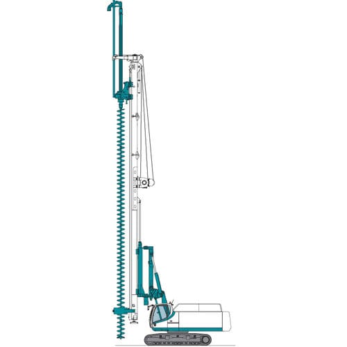 helical auger / continuous