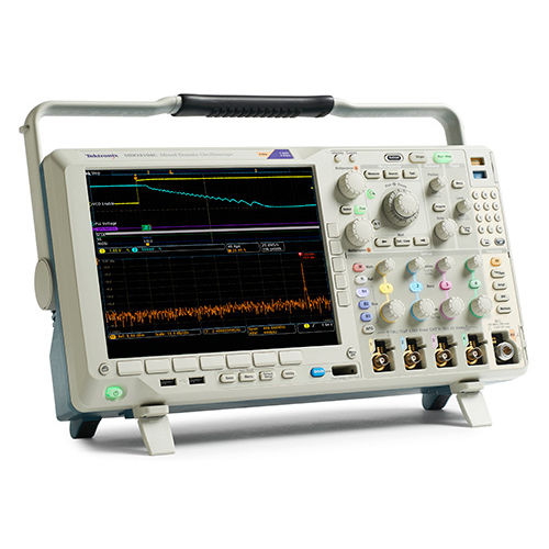 analog oscilloscope / bench-top / 4-channel / with arbitrary waveform generator