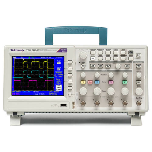 digital oscilloscope / portable / 2-channel / 4-channel