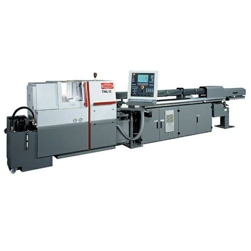 CNC lathe / 3-axis / double-spindle / double-turret