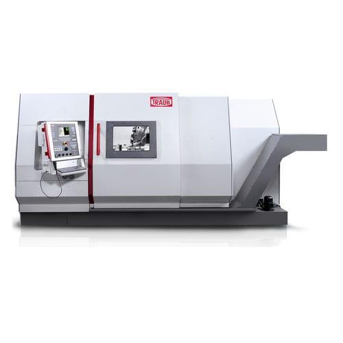 CNC turning center / 2-axis / universal / rigid